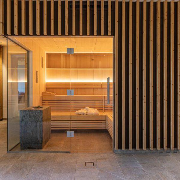 Fischer Sauna
